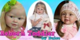 Muñecos Reborn Toddler
